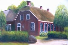 huis in Zweeloo