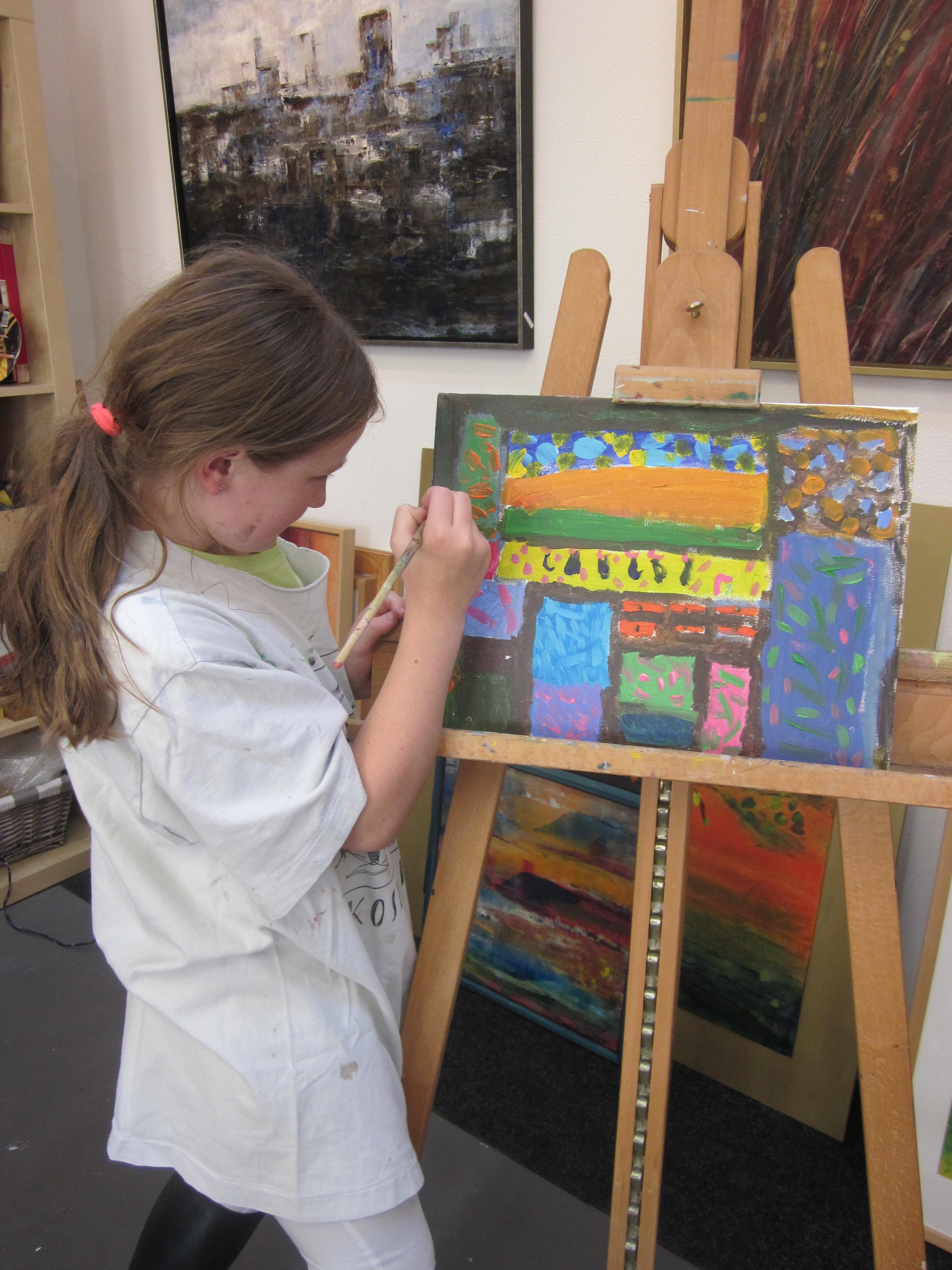 Marion Mencke kinderkunst
