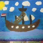 Kinderkunst bij Atelier Marion Mencke