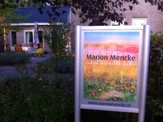 Atelier Marion Mencke Noord-Sleen